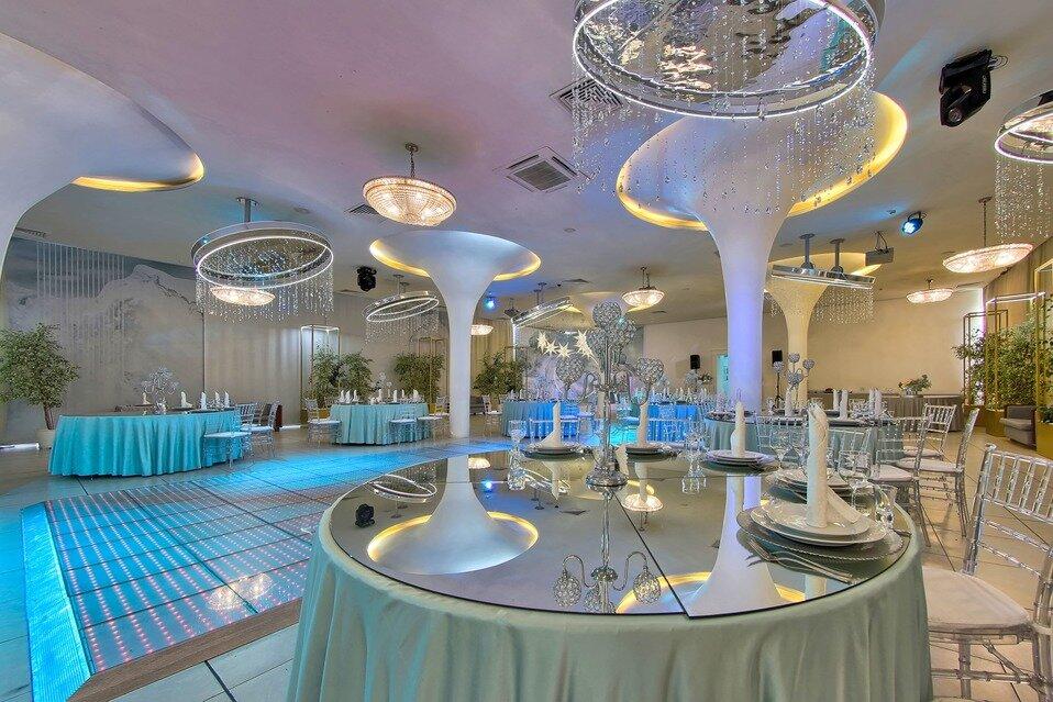 банкетный зал — Банкетный ресторан Небесный — Санкт-Петербург, фото №5