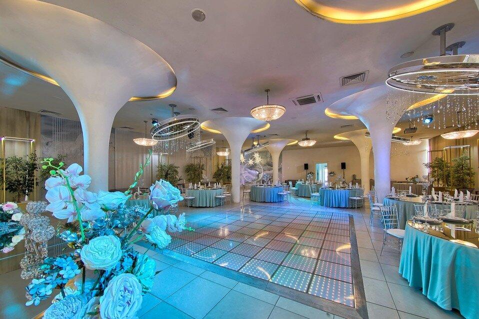 банкетный зал — Банкетный ресторан Небесный — Санкт-Петербург, фото №2