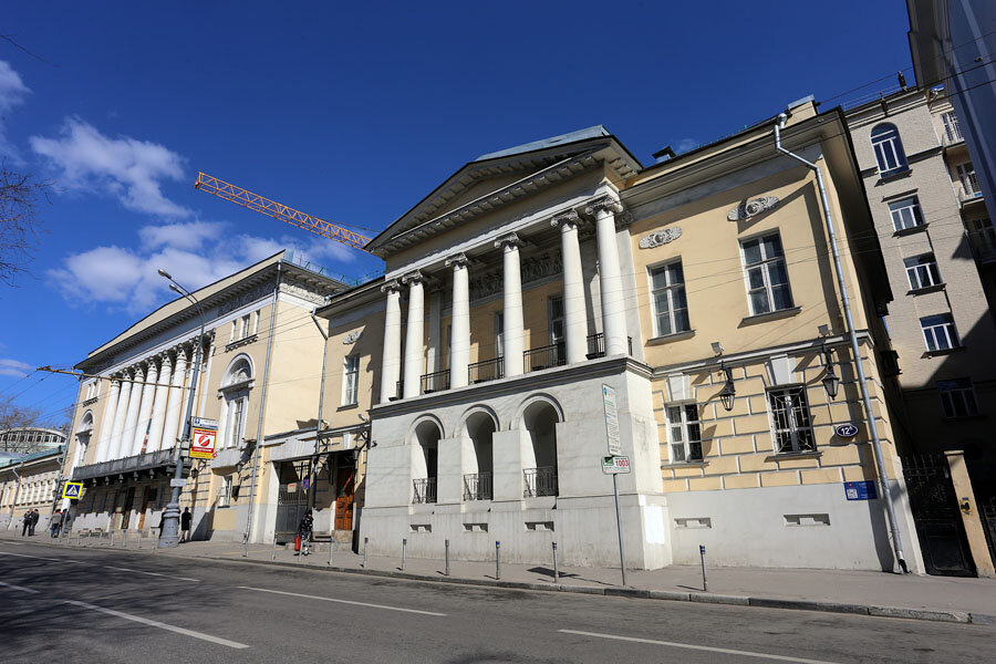 музей — Государственный музей Востока — Москва, фото №8