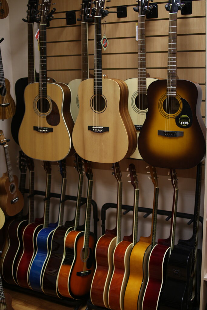 0e5c8b010b133 музыкальный магазин — Музыкальный магазин Другой Звук — Санкт-Петербург,  фото №1