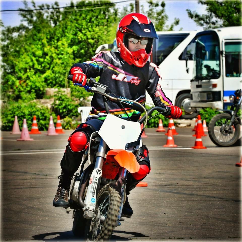 автошкола — Moto-track — Москва, фото №3