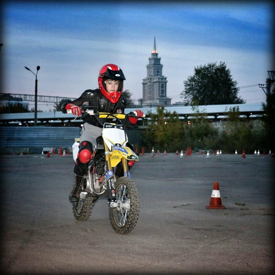 автошкола — Moto-track — Москва, фото №10