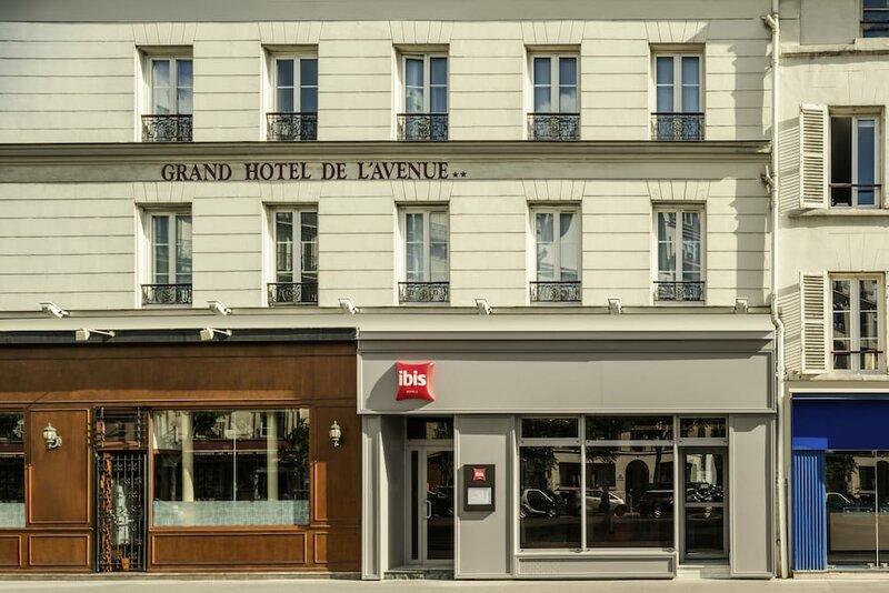 ibis Paris Avenue de la Republique