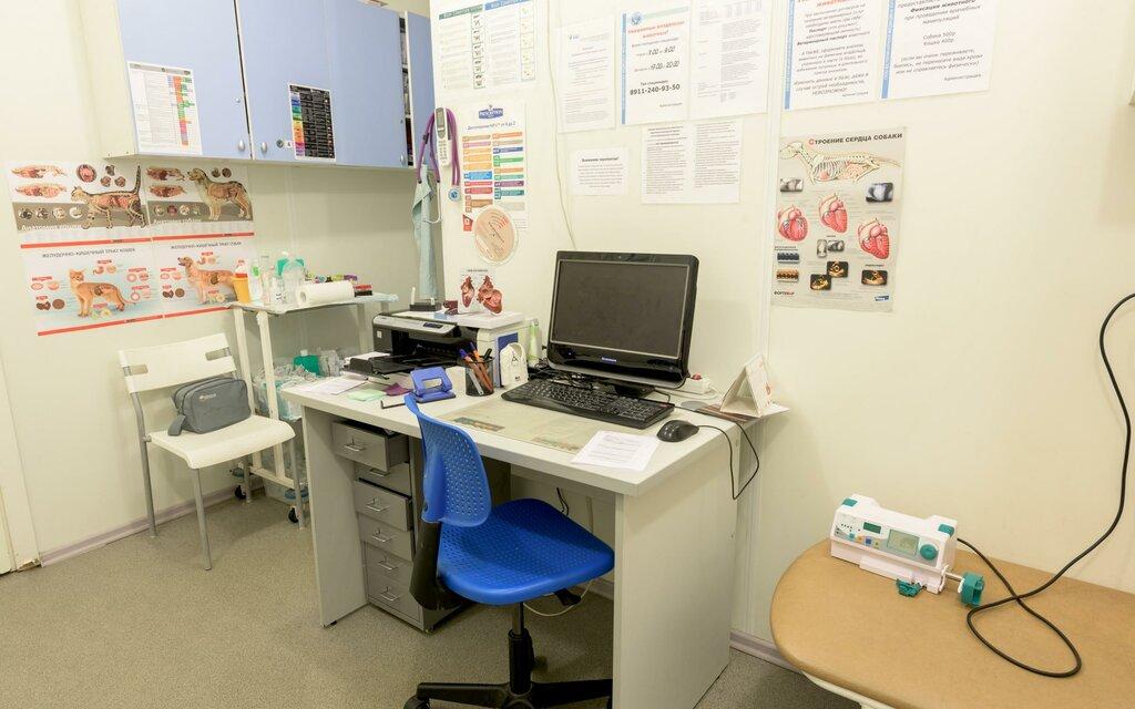 ветеринарная клиника — Ветеринарная клиника онкологии доктора Сотникова — Санкт-Петербург, фото №10