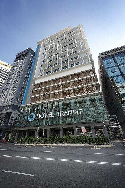Transit Kuala Lumpur
