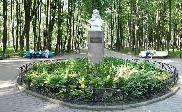 парк культуры и отдыха — Каток с натуральным льдом — Москва, фото №8