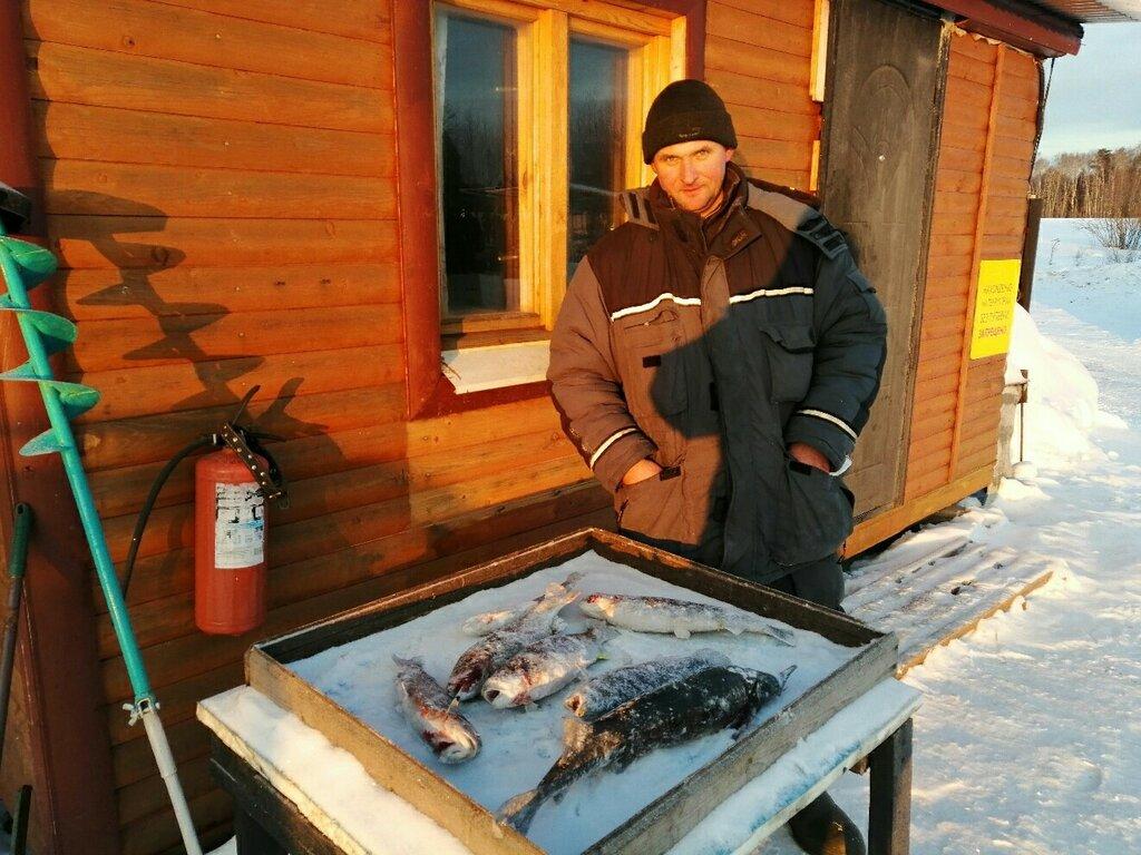 Рыболовный клуб Феникс - Жуковский район, Лыково