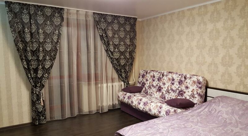 Apartment on Yaroslavskaya Preminina К. Kvartirkin