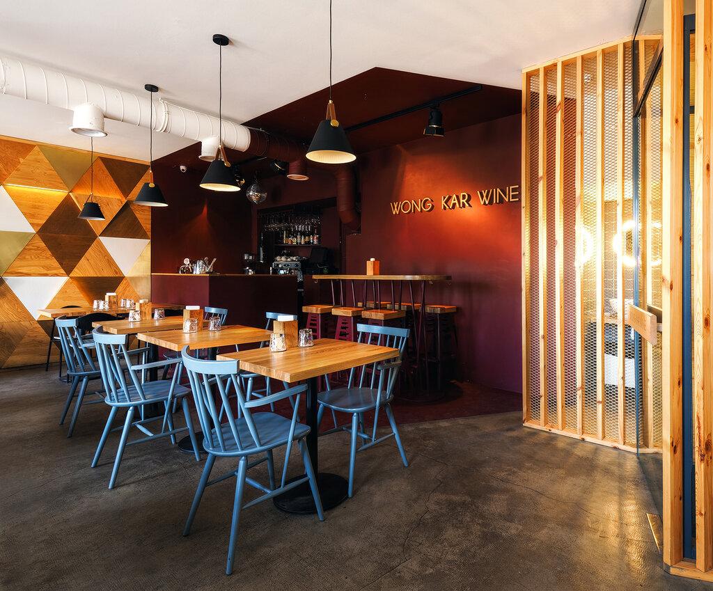 restaurant — Wong Kar Wine — Saint Petersburg, фото №6