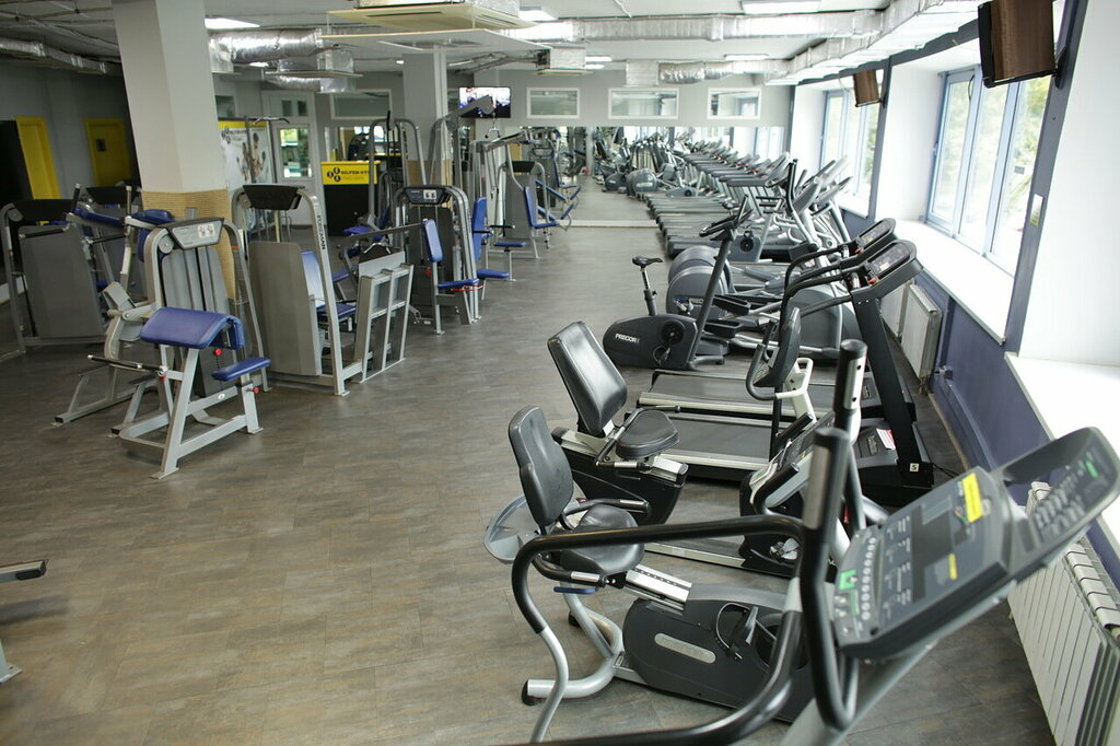 фитнес-клуб — Silver Gym — Одинцово, фото №1