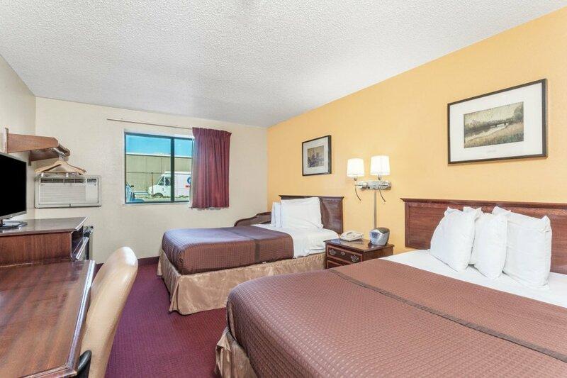 Magnuson Hotel Fort Wayne North – Coliseum