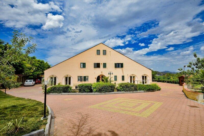 Villa Belvedere Lago Pergusa