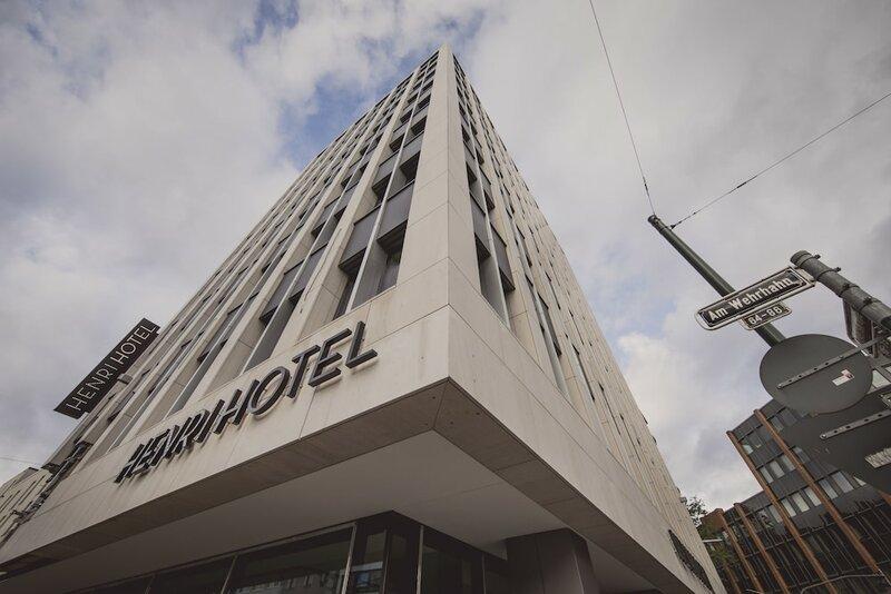 Henri Hotel Düsseldorf Downtown