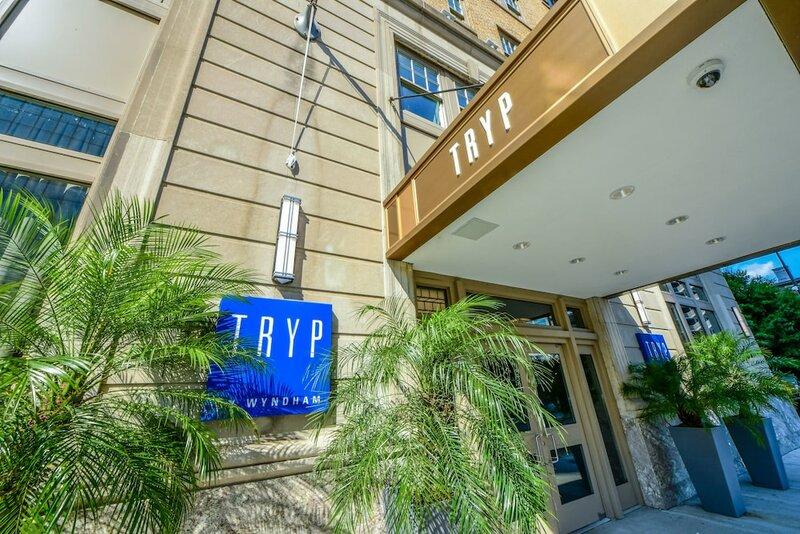 Tryp by Wyndham Newark Downtown