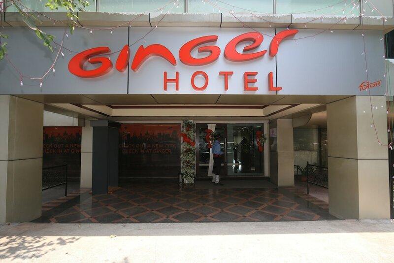 Ginger Hotel Thane
