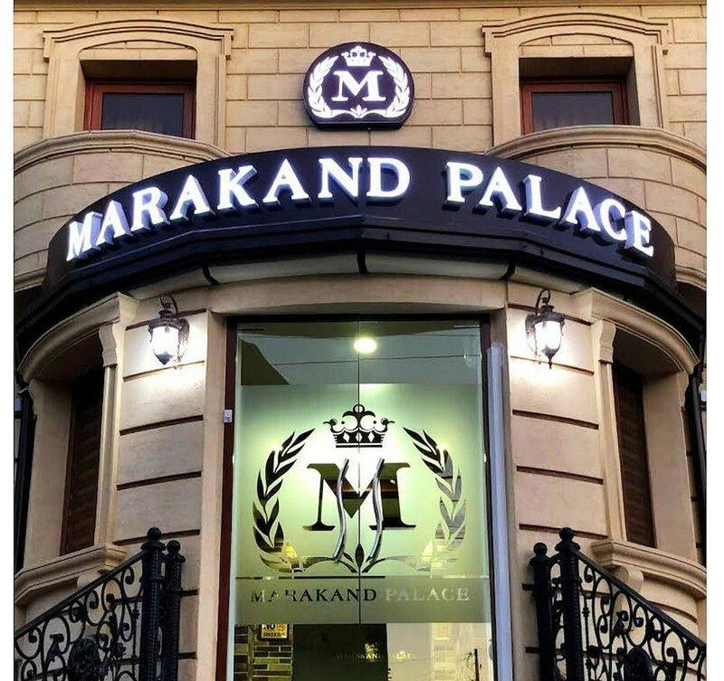 Marakand Palace
