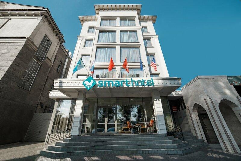 Отель Smart Hotel