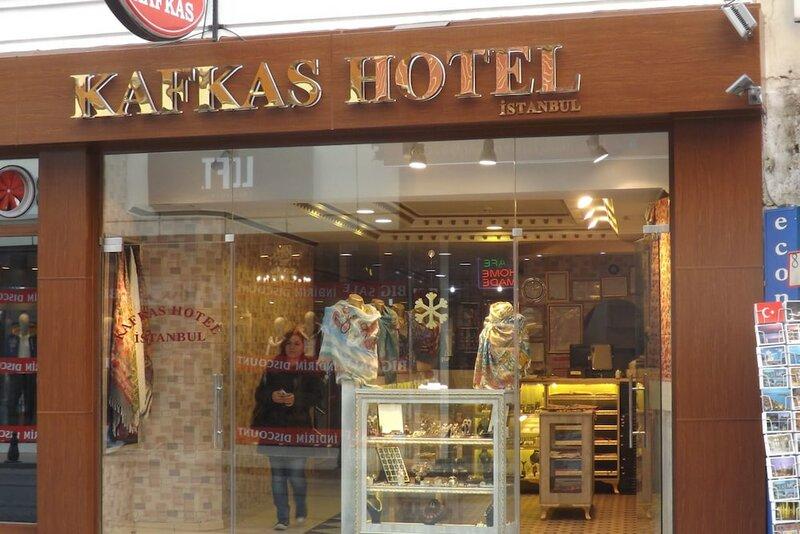 Kafkas Hotel