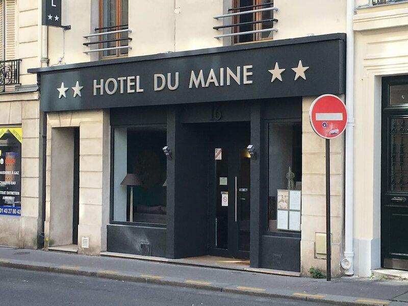 Maine Montparnasse