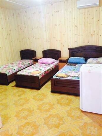 Ozernaya 25 Apartments with kitchen