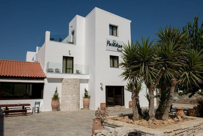 Paradise Matala Hotel