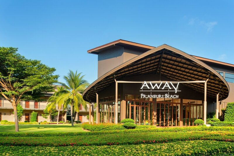 Away Pranburi Beach Resort