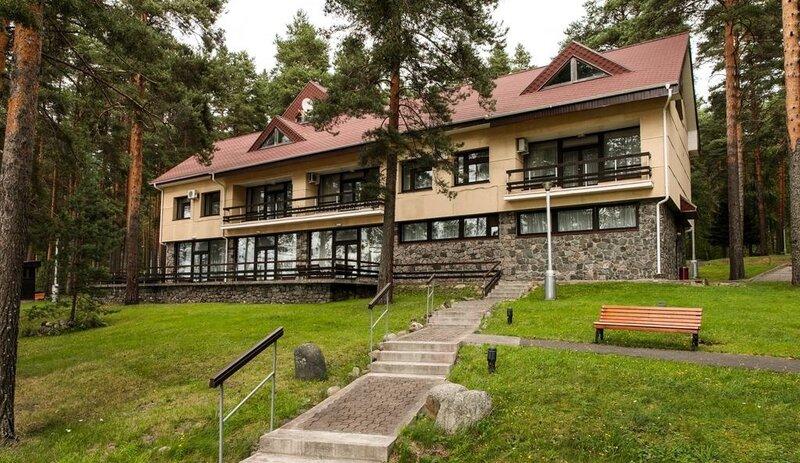 Гостиница Шуйская Чупа