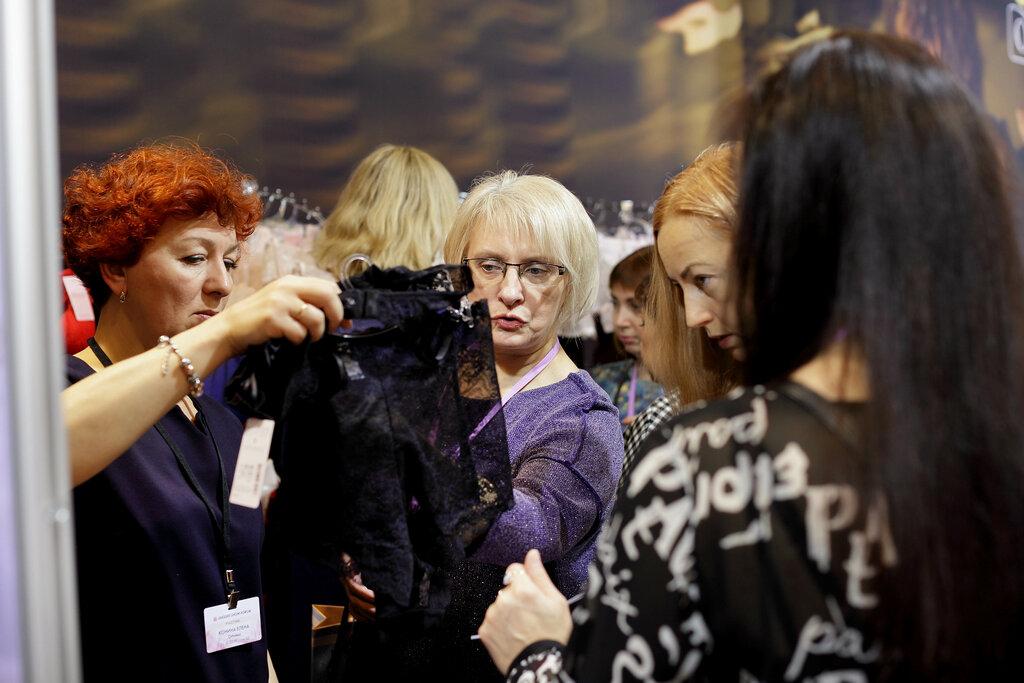 организация и обслуживание выставок — Lingerie Show-Forum — Москва, фото №7