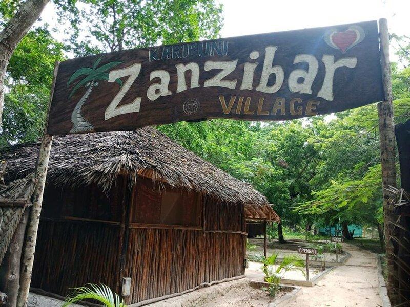 Bidi Badu Zanzibar Village - Hostel