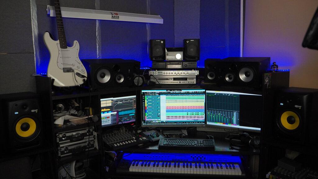 студия звукозаписи — Pre-sound — Тольятти, фото №1