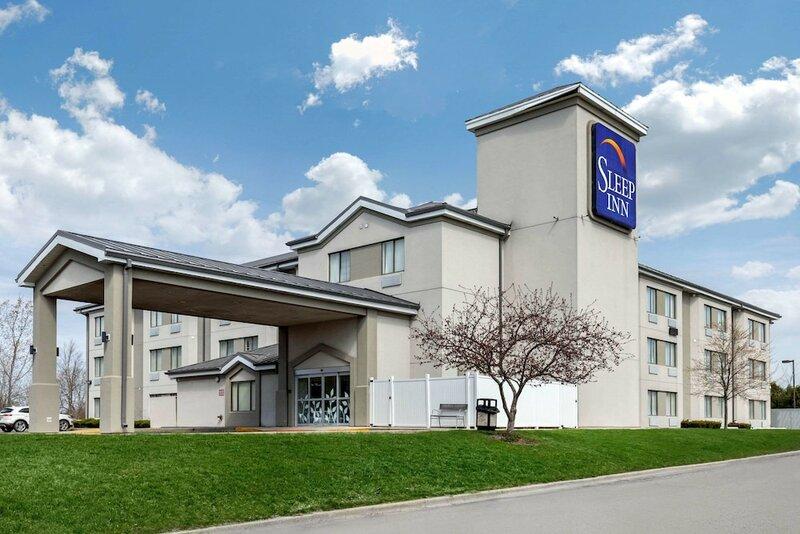 Sleep Inn near Great Lakes Naval Base