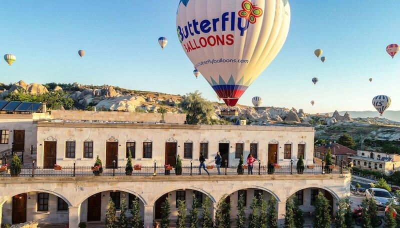 Cappadocia Inn Cave Hotel