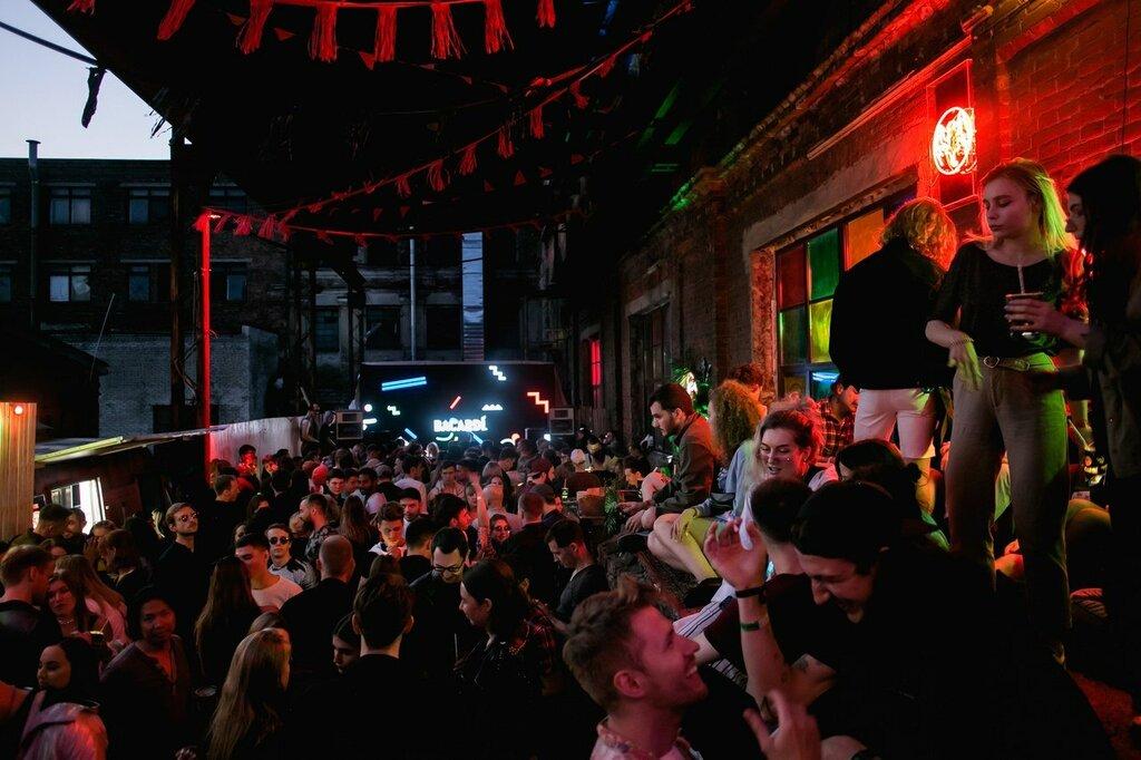 Ночные клубы питера фото