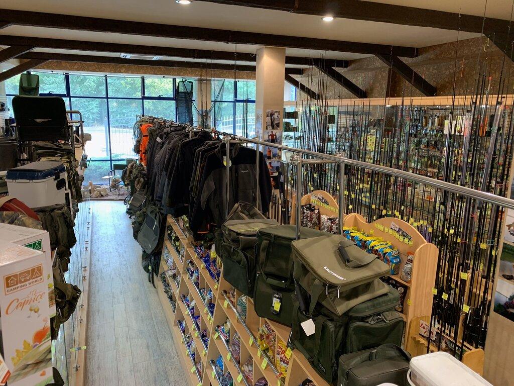 Товары для рыбалки ростов на дону