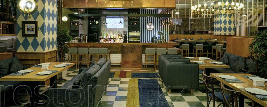 ресторан — Brewery — Нур-Султан, фото №1