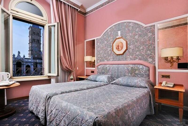 Hotel Mecenate Palace