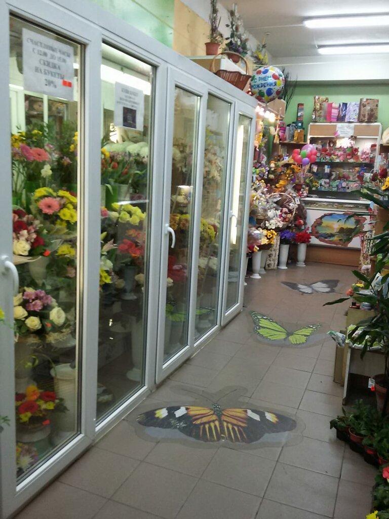 Сеть магазинов цветов у метро киеве
