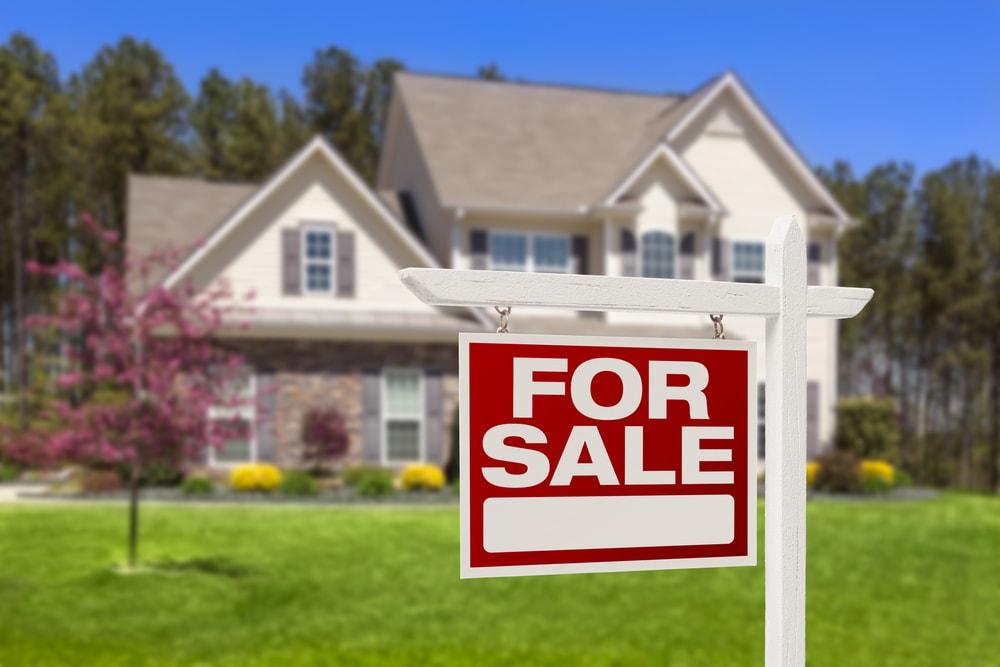 Открытки, картинка с надписью продам дом
