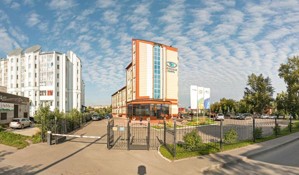 Панорама нефтегазовая компания — Томская нефть — Томск, фото №1