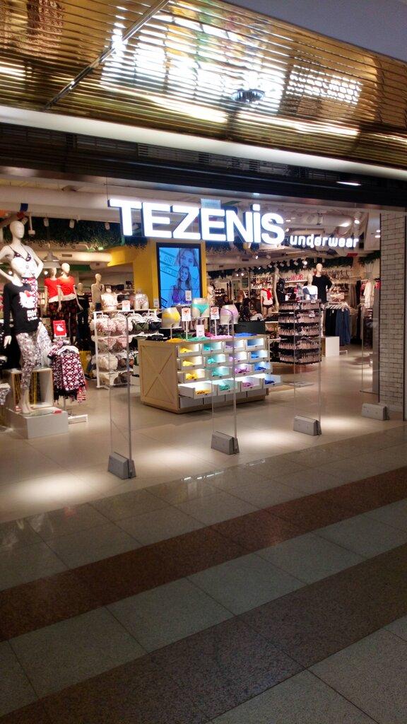 охотный ряд магазины женского белья