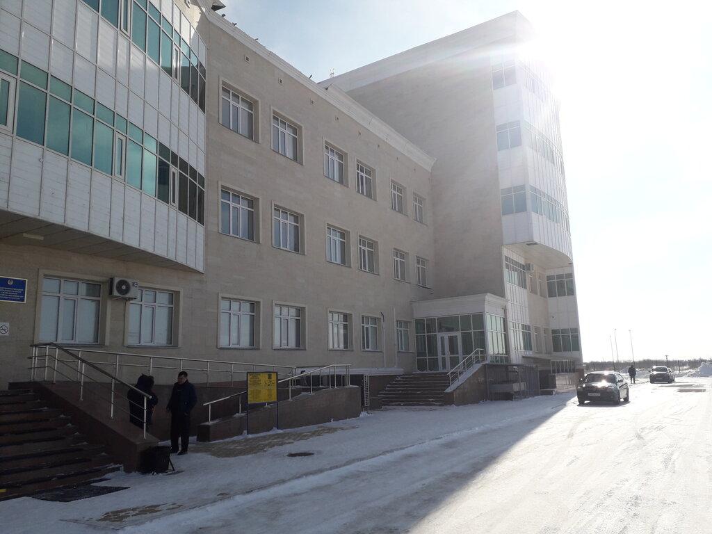 больница для взрослых — Центральный госпиталь МВД — Нур-Султан, фото №1