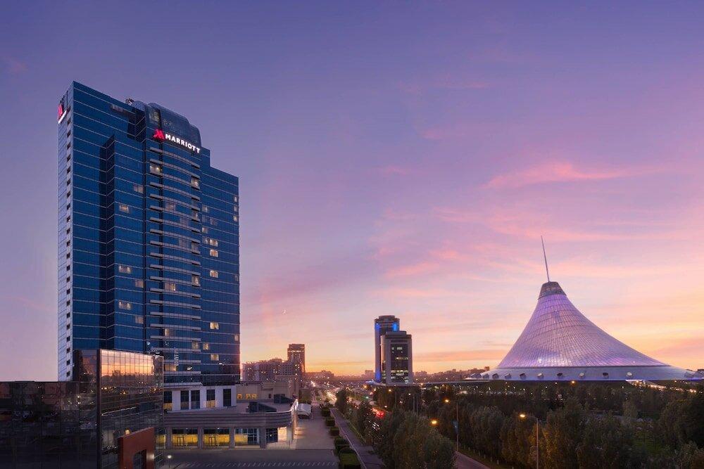 гостиница — Астана Марриотт — Нур-Султан, фото №1