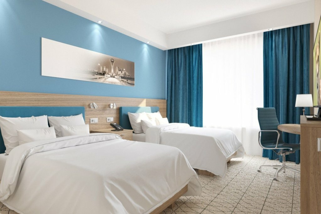 готель — Hampton by Hilton Astana Triumphal Arch — Нур-Султан (Астана), фото №2