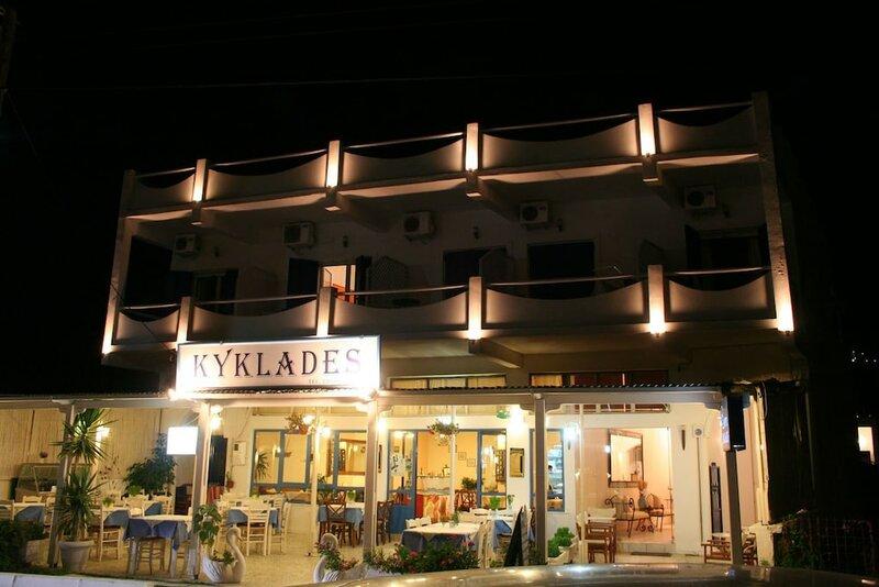 Cyclades Hotel Serifos