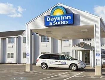 Days Inn & Suites by Wyndham Spokane Airport Airway Heights