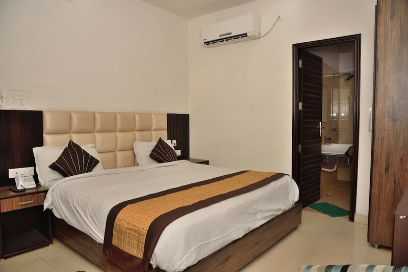 Jk Rooms 129 Hotel Rc Regency