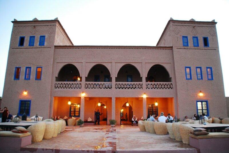Hotel Kanz Erremal