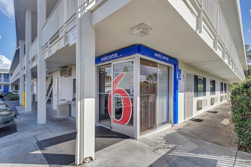 Motel 6 Santa Rosa, Ca - South