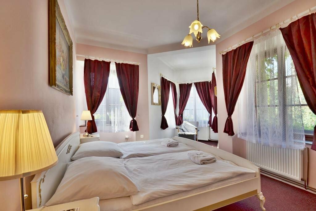 емниште замок отель фото трех люксов что