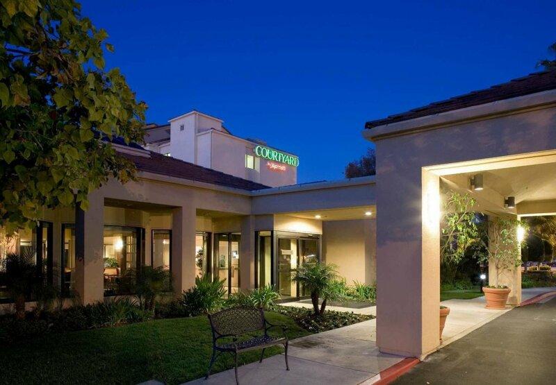 Courtyard by Marriott Santa Ana South Coast Metro